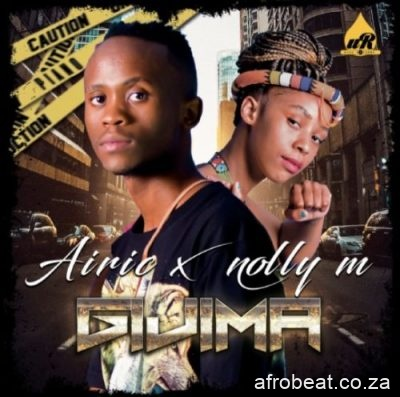 Airic Nolly M Gijima scaled 1 - Airic & Nolly M – Gijima