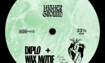 Diplo Wax Motif Love To The World scaled 1 400x240 - Diplo & Wax Motif – Love To The World