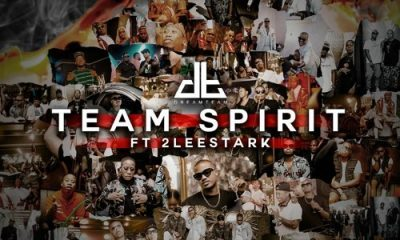 DreamTeam Team Spirit 400x240 - DreamTeam – Team Spirit