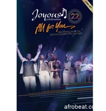 Joyous Celebration 22  All For You Live album download Afro Beat Za 16 - Joyous Celebration – Hallowed (Live)