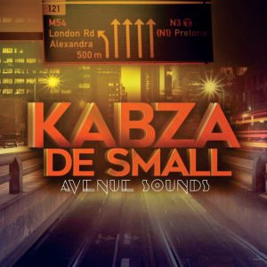 Kabza De Small Avenue Sounds Album zamusic Afro Beat Za 300x300 - Kabza De Small – Back In the Dayz