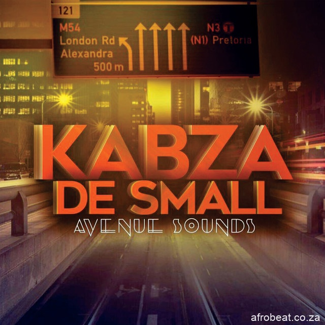 Kabza De Small Avenue Sounds Album zamusic Afro Beat Za 7 - Kabza De Small – Rivas Bar