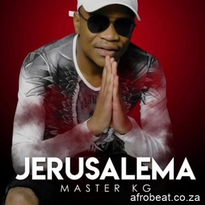 Master KG Jerusalema Album Zip Download Afro Beat Za 8 - Master KG – Tshikwama (Instrumental)
