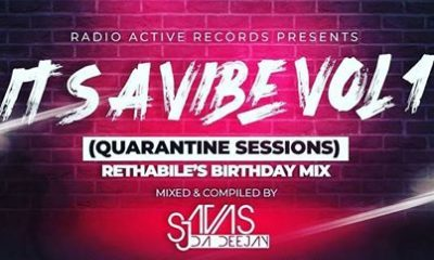 Sjavas Da Deejay Itu2019s A Vibe Quarantine Session Vol. 1 400x240 - Sjavas Da Deejay – It's A Vibe Quarantine Session Vol. 1