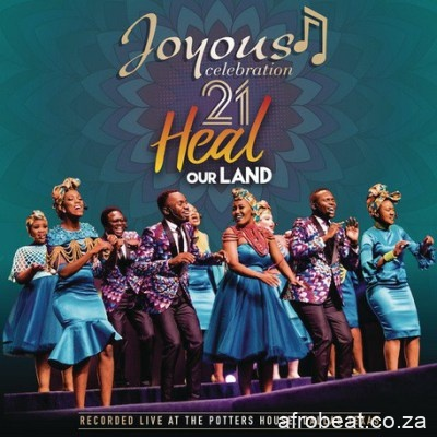 joyous celebration 21 album zamusic Afro Beat Za 7 - Joyous Celebration – Ndoyeda (Live)