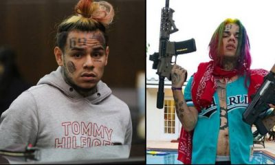 5eb66fb822e55 Afro Beat Za 400x240 - Tekashi 6ix9ine Sent Messages To His Haters In Caption I'M THE F*** KING