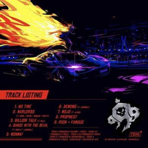 6ED434C8 2CA6 435C 8F92 BB7B38F76D4C Afro Beat Za 1 300x300 - Olamide – Billion Talk Ft. Milly