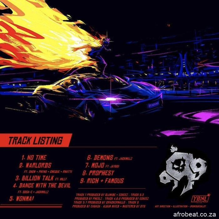 6ED434C8 2CA6 435C 8F92 BB7B38F76D4C Afro Beat Za 1 - Olamide – Billion Talk Ft. Milly