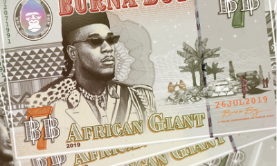 ALBUM Burna Boy – African Giant Afro Beat Za 400x240 - Burna Boy – African Giant (Song)