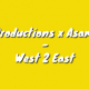 BW Productions x Asambeni – West 2 East 80x80 - BW Productions x Asambeni – West 2 East