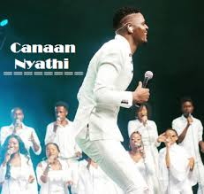 Canaan Nyathi - Canaan Nyathi – Thank You for the Blood