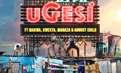 DJ pH – Ugesi ft. Kwesta Makwa Maraza August Child 400x381 Afro Beat Za 400x240 - DJ pH – Ugesi ft. Kwesta, Makwa, Maraza & August Child