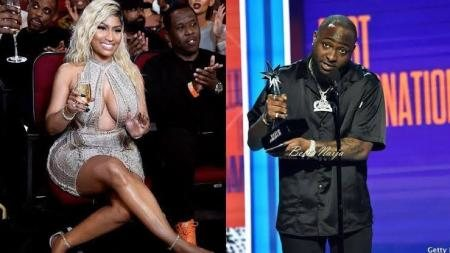 Davido Ft. Nicki Minaj – Barbz - Davido Ft. Nicki Minaj – Barbz