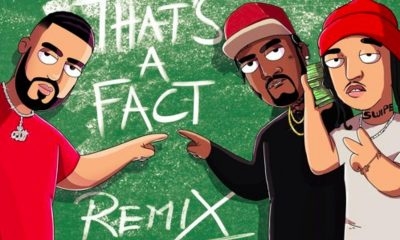 Download French Montana Thats A Fact Remix Ft Fivio Foreign Mp3 Download Afro Beat Za 400x240 - French Montana Ft. Fivio Foreig – That's A Fact