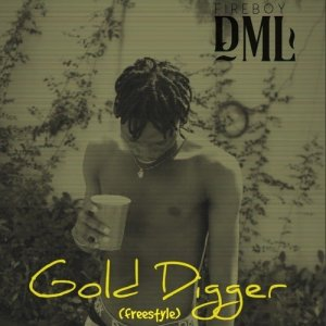 Fireboy DML   Gold Digger Freestyle 1 1 Afro Beat Za - Fireboy DML – Gold Digger (Freestyle)
