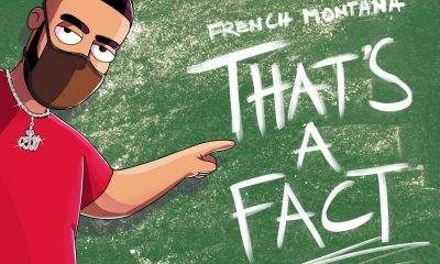 French Montana Thats A Fact Afro Beat Za 400x240 - AUDIO + VIDEO: French Montana – That's A Fact