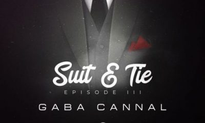 Gaba Cannal   Suit  Tie Episode III  1 500x500 Afro Beat Za 400x240 - Heavy K – Inde Lendlela Ft. Nokwazi (Gaba Cannal Suit & Tie Mix)