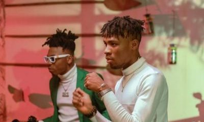 Joeboy 1 2 e1572373741647 Afro Beat Za 400x240 - AUDIO + VIDEO: Joeboy Ft. Mayorkun – Don't Call Me Back