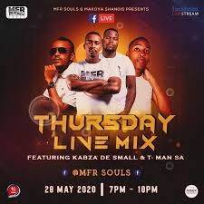 Kabza De Small – Thursday Live Mix - MFR Souls – Thursday Live Mix (28 May)