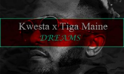 Kwesta   Dreams Ft Tiga Maine 400x240 - Kwesta ft Tiga Maine – Dreams