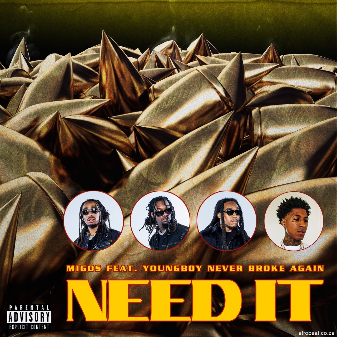 Migos Ft. YoungBoy Never Broke Again Need It MP3 Afro Beat Za - Migos – Need It Ft. YoungBoy Never Broke Again