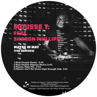 Mousse T. Maybe In May Mp3 Download - Mousse T. ft Sharon Phillips – Maybe In May (The Remixes)
