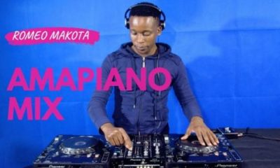 Romeo Makota – Amapiano Mix 30 May 2020 Afro Beat Za 400x240 - Romeo Makota – Amapiano Mix 30 May 2020