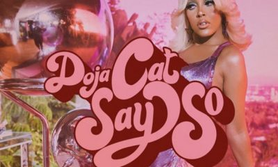 Say So Remix Doja Cat ft. Nicki Minaj 1 620x381 Afro Beat Za 400x240 - Doja Cat - Say So (Remix) Ft. Nicki Minaj