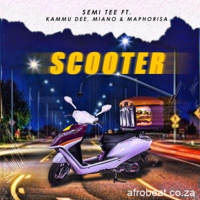 Semi Tee ft Kammu Dee Miano DJ Maphorisa Scooter Official scaled 1 - Semi Tee ft Kammu Dee, Miano & DJ Maphorisa – Scooter (Official)