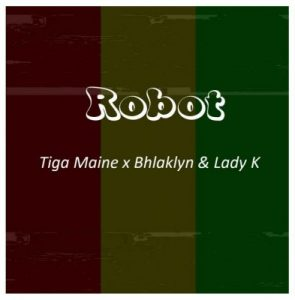 Tiga Maine ft Bhlaklyn Lady K Robot 295x300 - Tiga Maine ft Bhlaklyn & Lady K – Robot
