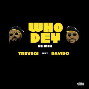 Trevboi Ft. Davido Who Dey Remix MP3 Afro Beat Za 300x300 - AUDIO + VIDEO: Davido – Who Dey (Remix) Ft. Trevboi