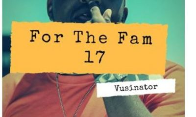 Vusinator For The Fam 17 Mix 400x240 - Vusinator – For The Fam 17 Mix