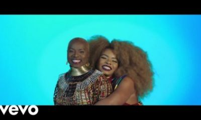 Yemi Alade Shekere ft. Angelique Kidjo Mp3 Mp4 Video Download 450x253 Afro Beat Za 400x240 - Yemi Alade – Shekere ft. Angélique Kidjo