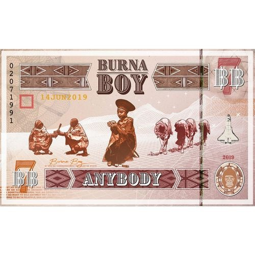 burna boy anybody Afro Beat Za - AUDIO + VIDEO: Burna Boy – Anybody