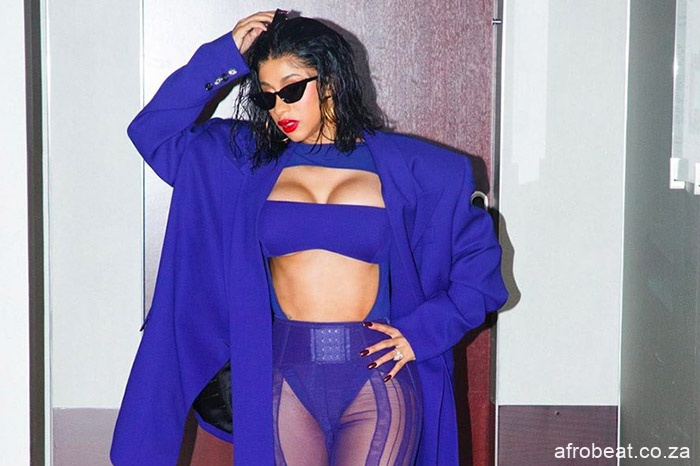 cardi b glasses Afro Beat Za - Cardi B Says Her New Single Is Coming 'Very Soon'