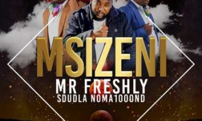 free Afro Beat Za 400x240 - Mr Freshly – Msizeni ft. Sdudla Noma1000