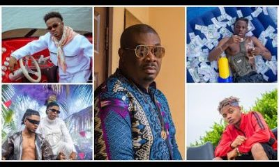hqdefault 2 1 Afro Beat Za 400x240 - VIDEO: Mavins Ft. Don Jazzy, Rema, Korede Bello, DNA & Crayon – All Is In Order