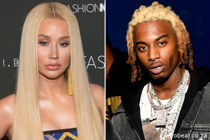 iggy azalea playboi carti Afro Beat Za - Iggy Azalea and Playboi Carti Welcome Baby Boy