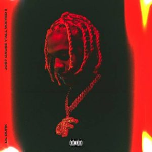 lil durk just cause yall waited 2 1 300x300 4 - Lil Durk – Gucci Gucci feat. Gunna