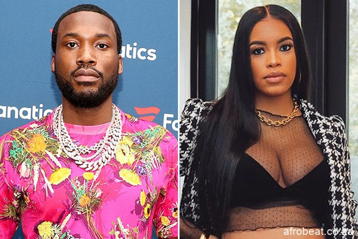meek mill milano Afro Beat Za - Meek Mill And Milan Harris Welcome A Son On His Birthday