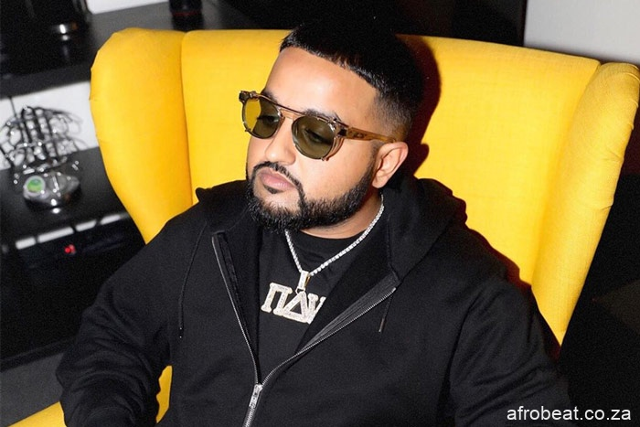 nav yellow Afro Beat Za - ALBUM: Nav Good Intentions