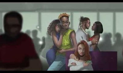 nhztnu5wm w Afro Beat Za 400x240 - AUDIO + VIDEO: Mr Eazi – Miss You Bad Ft. Burna Boy