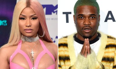 nicki minaj asap ferg Afro Beat Za 400x240 - Nicki Minaj and A$AP Ferg Tease New Collaboration