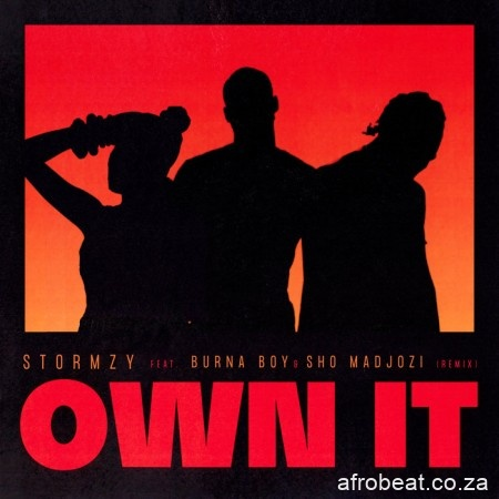 ot Afro Beat Za - Stormzy – Own It (Remix) ft. Burna Boy & Sho Madjozi