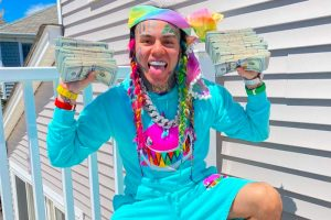 tekashi 6ix9ine li Afro Beat Za 300x200 - Tekashi 6ix9ine Relocates After His Address Leaks