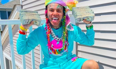 tekashi 6ix9ine li Afro Beat Za 400x240 - Tekashi 6ix9ine Relocates After His Address Leaks