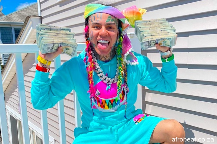 tekashi 6ix9ine li Afro Beat Za - Tekashi 6ix9ine Relocates After His Address Leaks