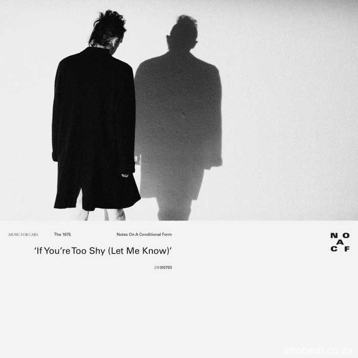 the 1975 if youre too shy let me know edit.webp Afro Beat Za - The 1975 – If You're Too Shy (Let Me Know)