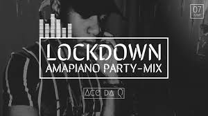 Ace da Q ft Vigro Deep Sje Konka Freddy K – Lockdown Amapiano Party Mix - Ace da Q ft Vigro Deep, Sje Konka & Freddy K – Lockdown Amapiano Party-Mix