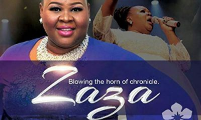 Blowing the Horn of Chronicle Live Album ZAMUSIC Afro Beat Za 1 400x240 - Zaza – Sawubona Jesu (Live)